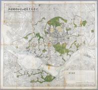 서울도시계획공원변경후계획도